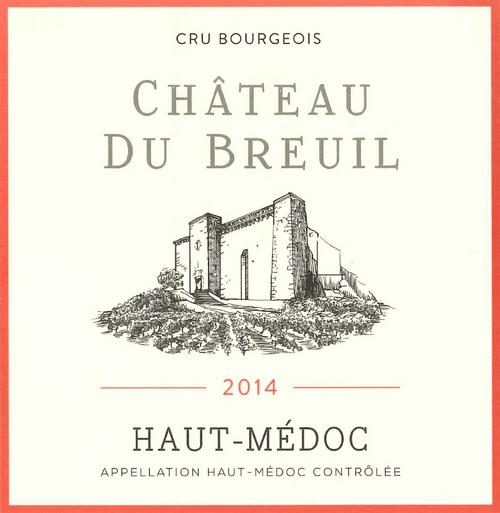 Château du Breuil 2014