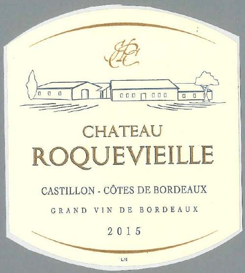 Château Roquevieille 2015