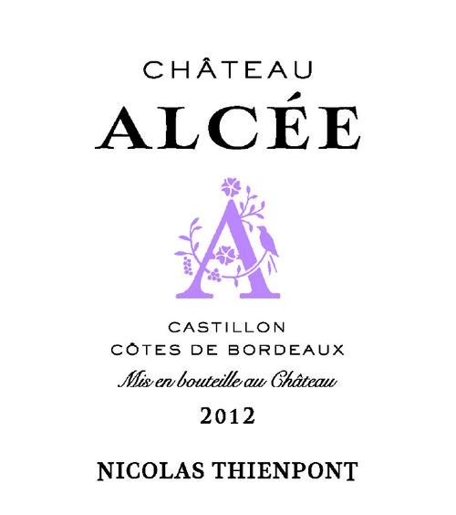 Château Alcée 2012