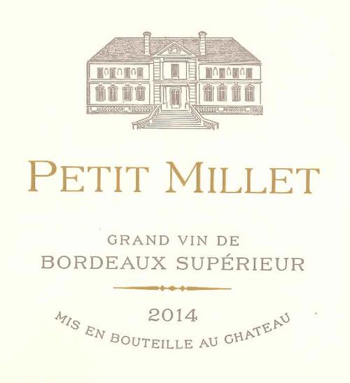 Petit Millet 2014