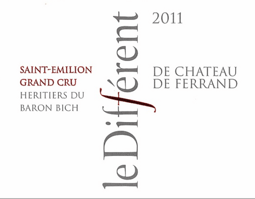 Le Différent de Château de Ferrand 2012