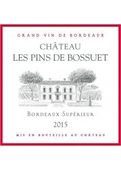 Château Les Pins de Bossuet 2015