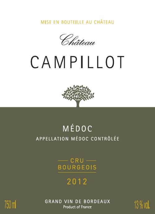 Château Campillot 2012