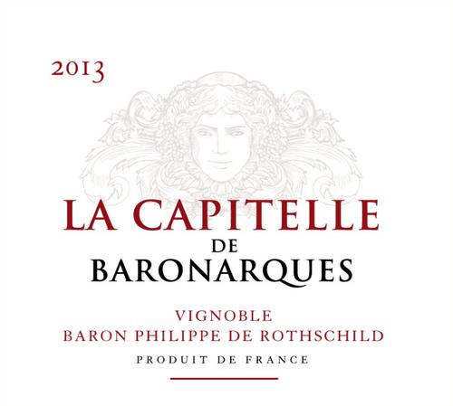 La Capitelle de Baronarques 2013