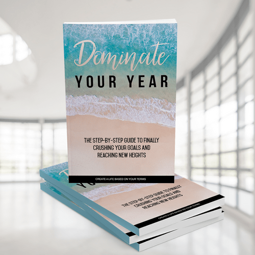Dominate Your Year. ..The Blueprint eBook