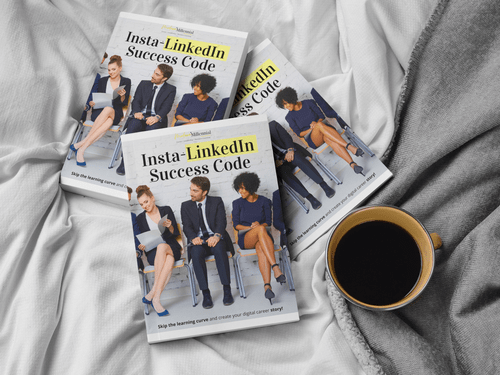 Insta-LinkedIn Success eBook (Roadmap Your Career)