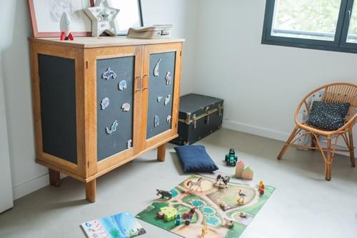 """Tapis de jeu """"Royaume des Animaux"""" PETIT 60 x 90 cm (09RA90)"""