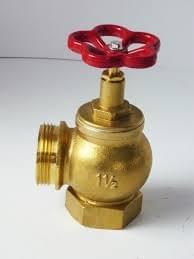 """Valvula angular  para hidrante  """