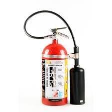 """""""Extintores de fuego Tipo B y C CO2 """""""