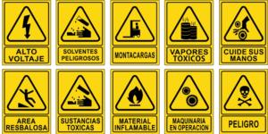 """""""Señales de precaución """""""