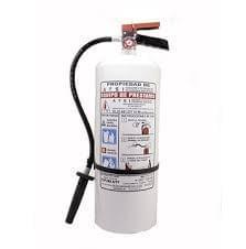 """""""Extintores para fuego A y B de espuma A-FFF """""""