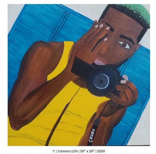 """Camera Life"""