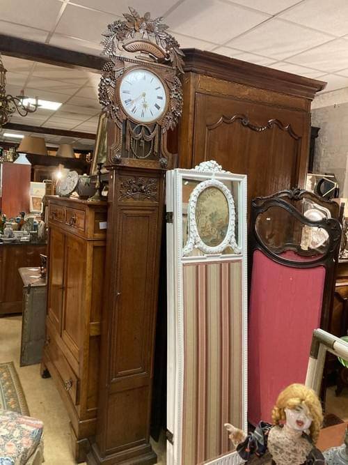 Horloge demoiselle