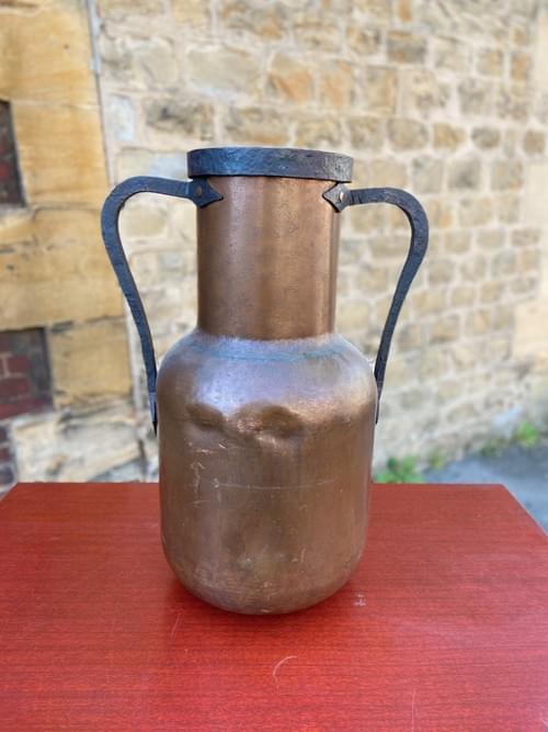 Amphore en cuivre