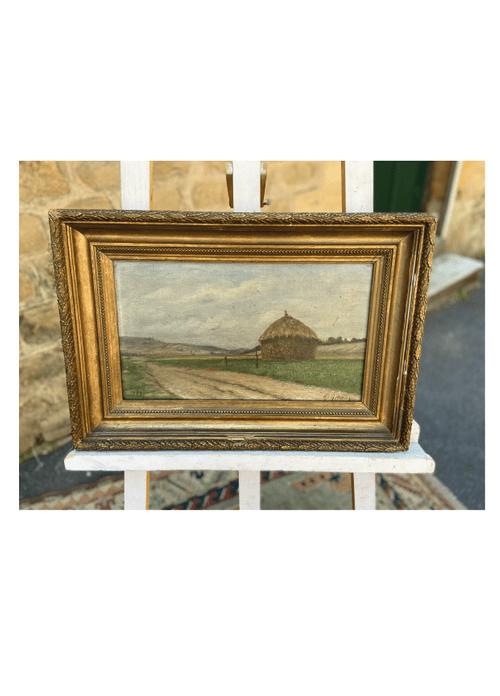 Peinture sur toile