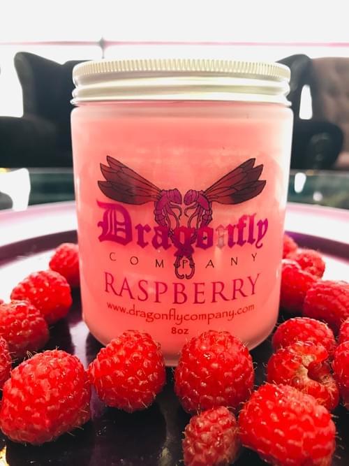 Raspberry gift set