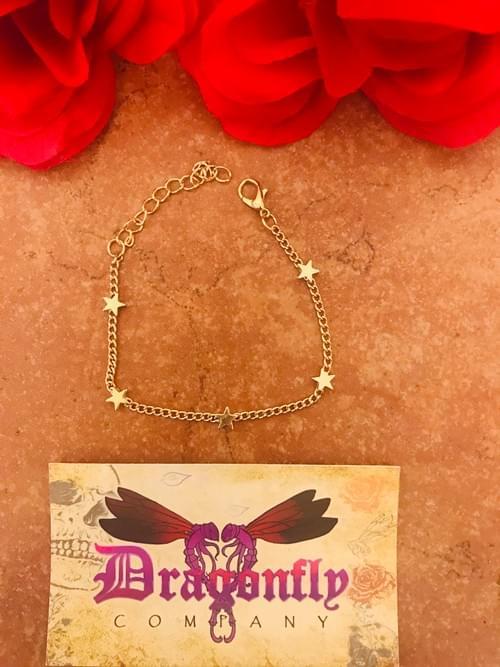 Five Star Bracelet