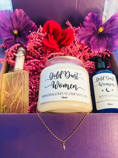 Gold Dust Women Bundle Box
