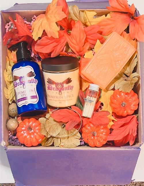 Pumpkin Spice Gift Box