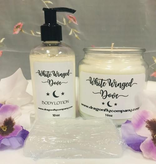 White Winged Dove Body Lotion