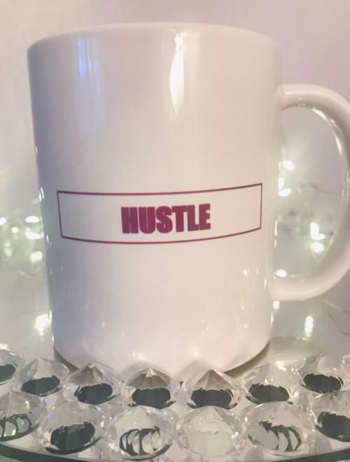 Dragonfly Hustle Mug