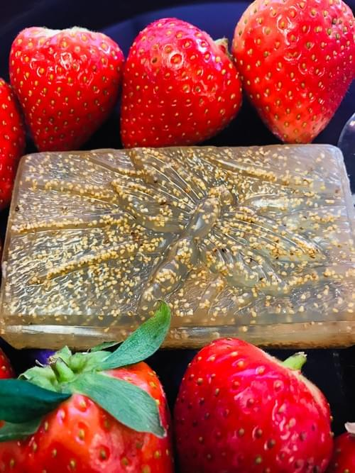 Strawberries & Champagne Soap