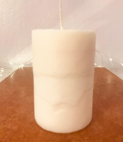 Angel Pillar Candle