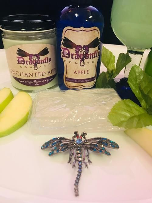 Enchanted Apple Soap