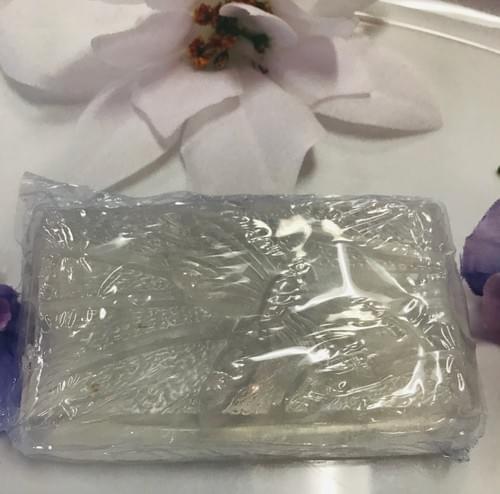White Winged Dove Soap