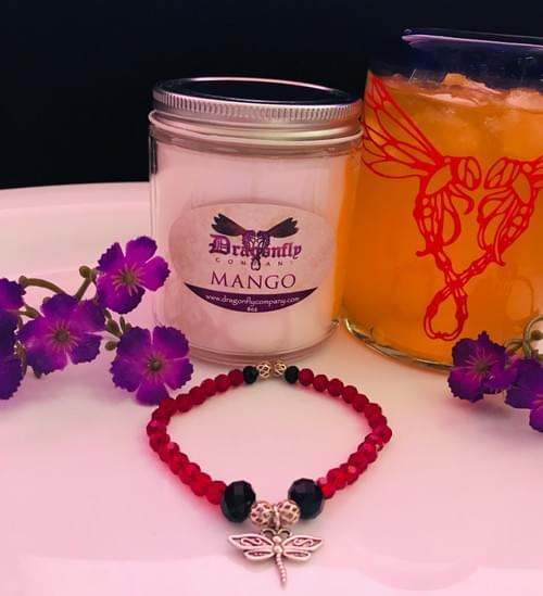 Mango Candle