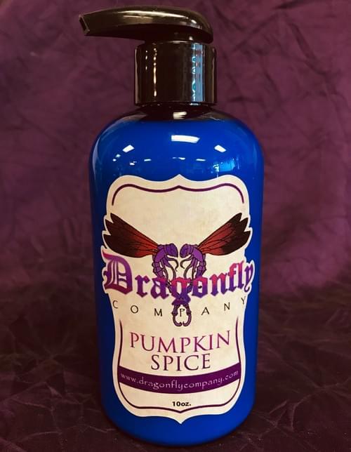 Pumpkin Spice Lotion