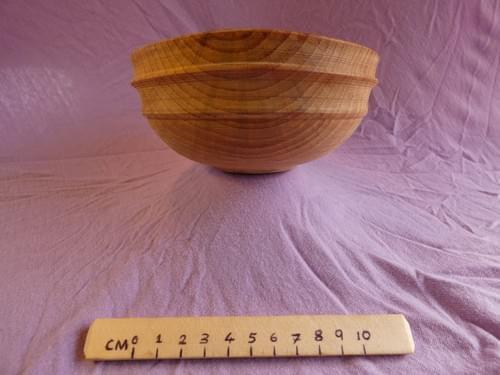 Beech  deep bowl