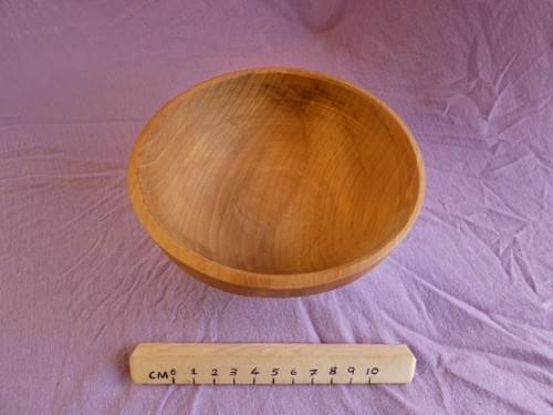 Beech small bowl