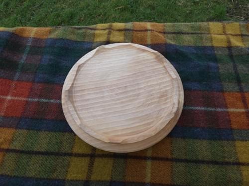 Ash Cake Platter