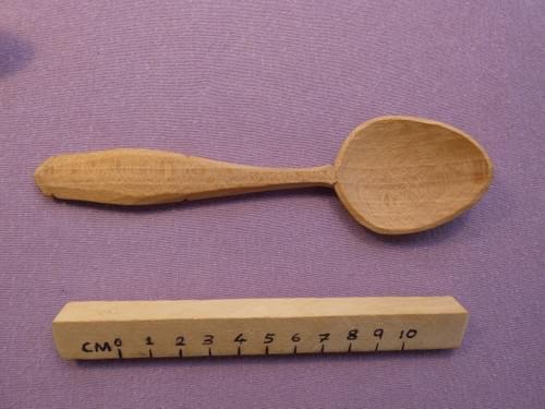 Beech Eating Spoon