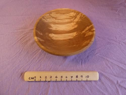 Spalted Beech Shallow dish