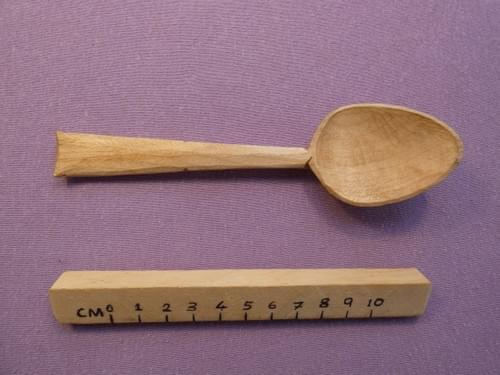 Sycamore Eating Spoon