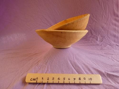 Birch small bowls set of 2