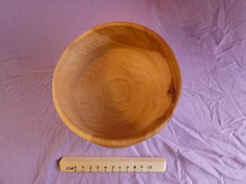 Applewood deep bowl
