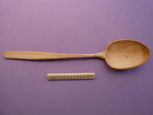 Whitethorn Over-sized Large Serving spoon