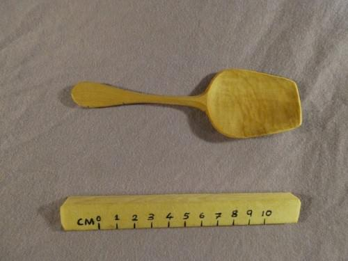 Sycamore Small Serving Spoon
