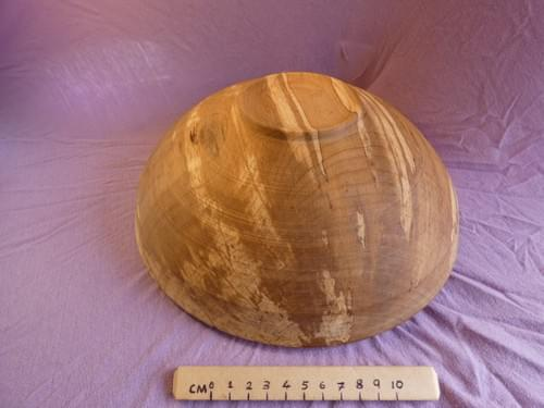 Spalted Beech salad or fruit bowl