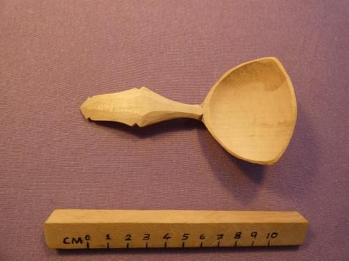 Sycamore Sauce Spoon