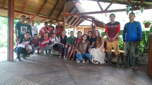 Hospedaje en nuestro Ecolodge en la selva amazonica