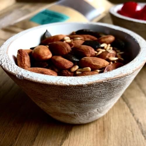 Kit mini bol manguier et les craquantes salées