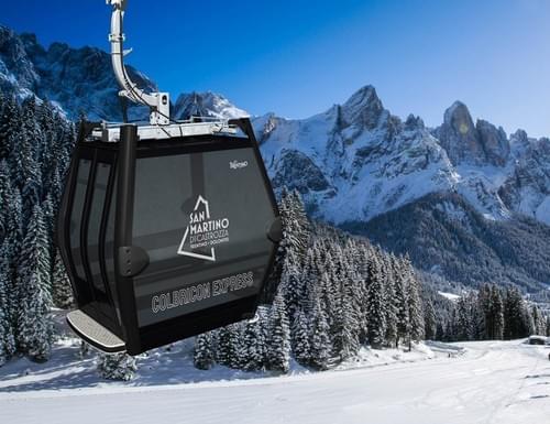 Corso sci e snow San Martino