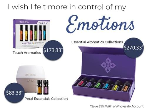I wish I felt more In Control of my Emotions
