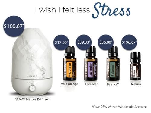 I wish I felt less Stress