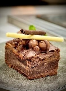 Rich Chocolate Malteser Brownie