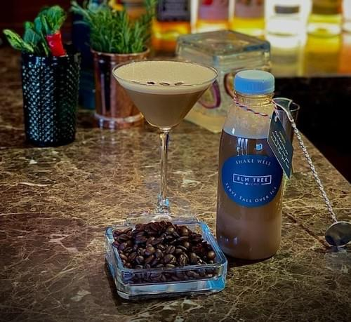 Roasted Espresso Martini